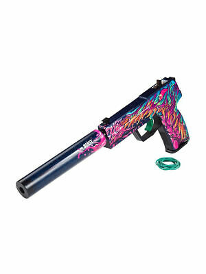 AU77.49 • Buy CS:GO USP-S | Hyper Beast CS GO Weapon Pistol Rifle Gun Knife Toy CSGO | Wooden