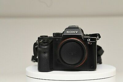$ CDN1575.96 • Buy Sony Alpha A7r II Mirrorless Digital Camera Body 42.4MP