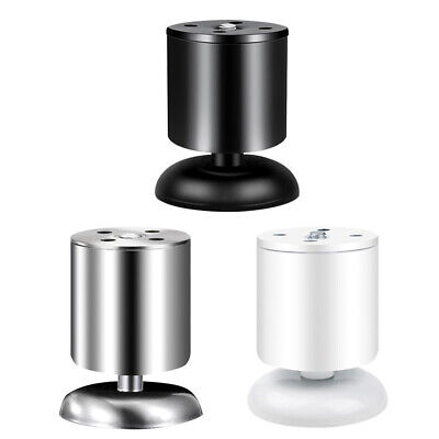 Stainless Steel Furniture Legs Support Adjustable Height Sofa Cabinet Feet • 8.69£