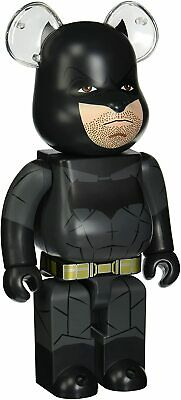 $299.99 • Buy Batman Vs Superman 400% Bearbrick Batman Winter Festival 2016