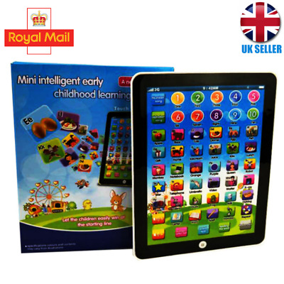 £10.99 • Buy New Baby Tablet Educational Toys Kids For 3+ Years Toddler Learning English Gift