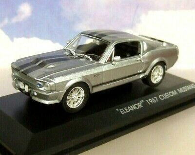 £26.65 • Buy Greenlight 1/43 1967 Shelby Ford Mustang Gt500  Eleanor  Gone In 60 Seconds