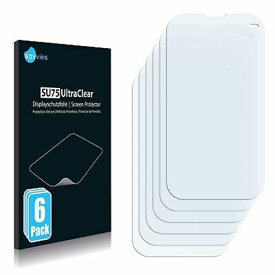 6x Screen Protector For T-Mobile MyTouch Q Plastic Film Invisible Shield Clear • 3.39£