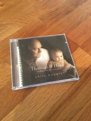 Chris Bowater - Heritage & Hope • 9.99£