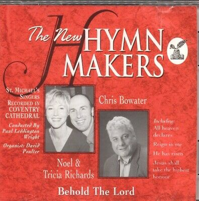 £5.27 • Buy The HYMN MAKERS Behold The Lord CD 037