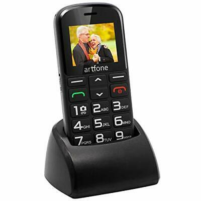 £37.99 • Buy Big Button Mobile Phone For Elderly With SOS Button, Talking Number And Torch