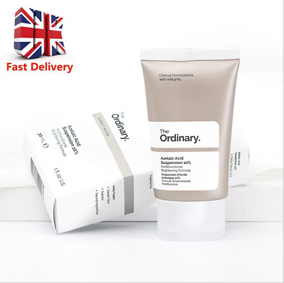 30ML The Ordinary AZE LAIC ACID Suspension 10% Bright Skin Whitening Face Cream • 6.19£