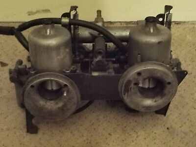 Rover P6 2000TC 2200TC Inlet Manifold With Twin SU HS8 Carburettors • 250£