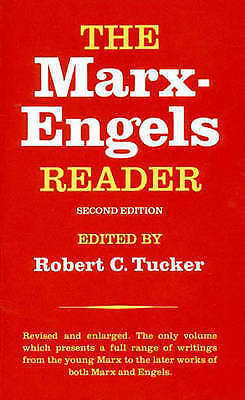 The Marx-Engels Reader By Friedrich Engels, Karl Marx (Paperback, 1978) • 3.99£