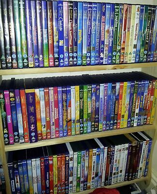 Disney  Dvds - Various Titles From £1.99 Multi Purchase Discount Freepost (a-j) • 2.99£