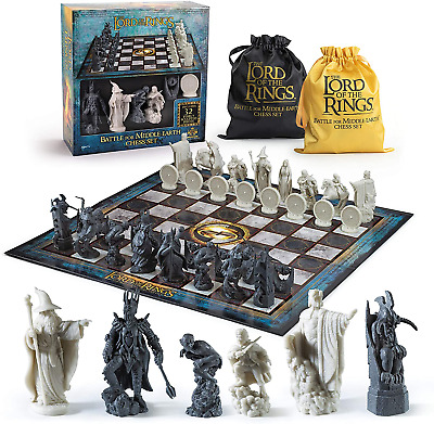 £59.68 • Buy The Lord Of The Rings - Chess Set: Battle For Middle-Earth