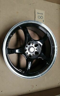 AU89.10 • Buy SALE Japan Made 5zigen 18 Inch Single Mag Wheel Rim