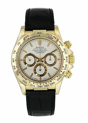$ CDN26792.64 • Buy Rolex Daytona 16518 Zenith Mens Watch