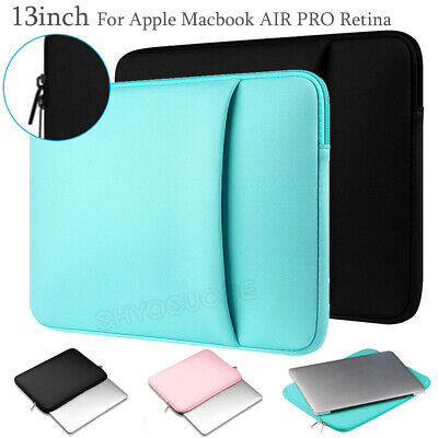 Laptop Soft Sleeve Case Cover Pouch Bag For Apple MacBook Air 13/13.3  2019/2020 • 6.89£