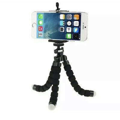 £4.99 • Buy Mini Octopus Tripod Stand Mobile Phone Holder Mount Camera Gorilla Pod Up To 6