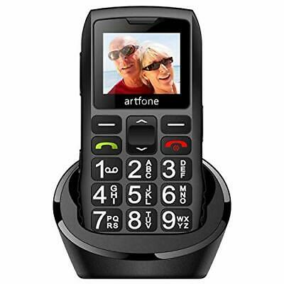 £40.99 • Buy Senior Mobile Phone With Large Keys And Without Contract For Elderly Pensioner