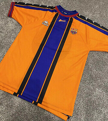 £99.99 • Buy Barcelona 1997/99 Away Shirt - Excellent Condition