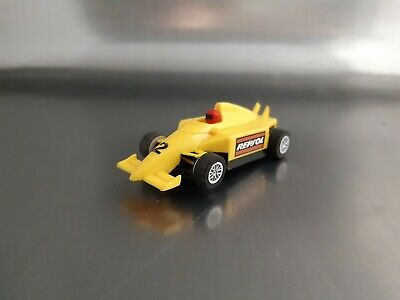 Micro Scalextric Tommy Tyco F1 Mclaren Mercededes Working 1:64  Free Postage • 10£