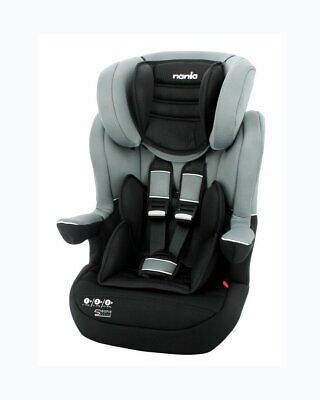 £74.99 • Buy Nania Imax SP Luxe Group 1/2/3 Isofix Car Seat - Grey