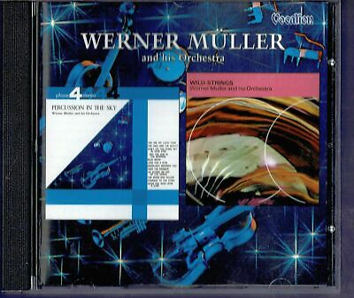 Vocalion Werner Muller - Percussion In The Sky, Wild Strings • 4.99£
