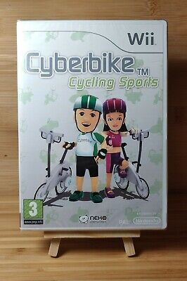 £4.69 • Buy Wii - Cyberbike Cycling Sports PAL FRA Sealed/sous Blister