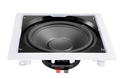 £38 • Buy E-audio In-Wall Or Ceiling Subwoofer With 10  Driver B415