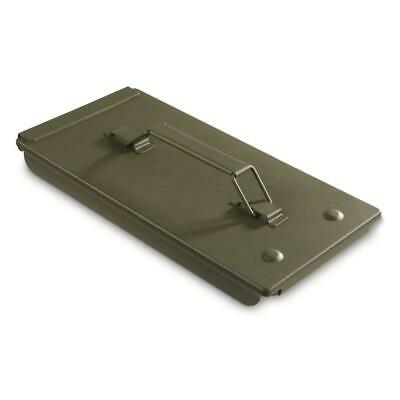 $17.95 • Buy U.S. Military Style Replacement Lid For M2A1 .50 Caliber Ammo Can, New