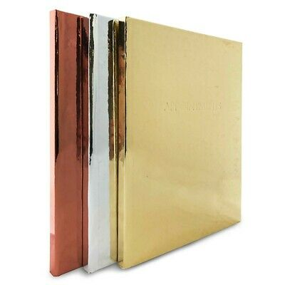£15.99 • Buy Quirepale Metallic 6-Column Appointment Book - Hair, Beauty Or Spa