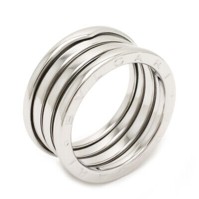 AU2761.46 • Buy Jewelry Finished Bvlgari B.Zero1 B-Zero1 Be Zero One 4-Band Ring The