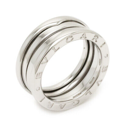 AU1781.51 • Buy Jewelry Finished Bvlgari B.Zero1 B-Zero1 Bzero1 Be Zero One 3 Band Ring