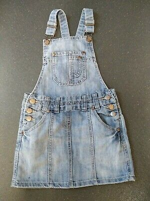 Girls Dungarees Age 6-7 • 6£