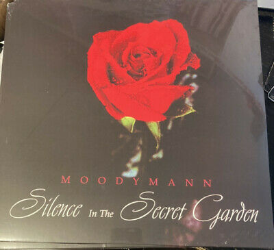 Moodymann   Silence In The Secret Garden   Sealed Uk Lp ** Clear Vinyl ** • 23.49£