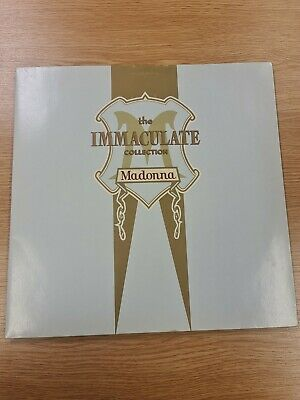 Madonna The Immaculate Collection Double LP Vinyl #674 • 14.50£