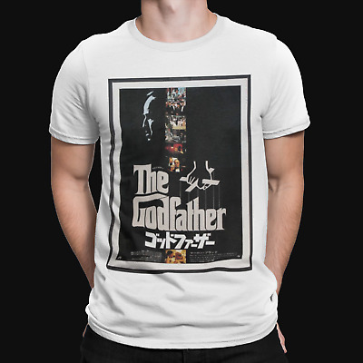 £5.99 • Buy Japanese Godfather T-Shirt - Retro - Film - TV - Cool - Movie - Action - 80s
