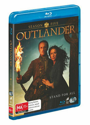 AU56.75 • Buy NEW Outlander Blu Ray Free Shipping