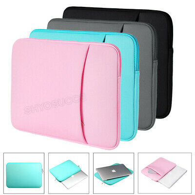 Laptop Carry Bag Sleeve Case Cover Notebook Pouch For MacBook Lenovo HP 13  14  • 5.69£