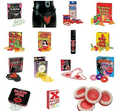 £2.99 • Buy Adult Naughty Sweets Candy Fun Rude Food Willy Valentine's Day Gift Joke Party