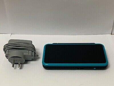 AU102.50 • Buy Nintendo 2ds Xl Hand Held Console  Black/turquoise As New