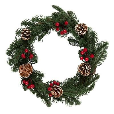Something Different Pine & Berry Christmas Wreath SD2937 • 14.41£