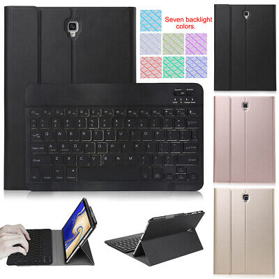 AU48.99 • Buy For Samsung Tab S5e/S6 10.5  Tab A 10.1  Case Stand Wireless Backlight Keyboard