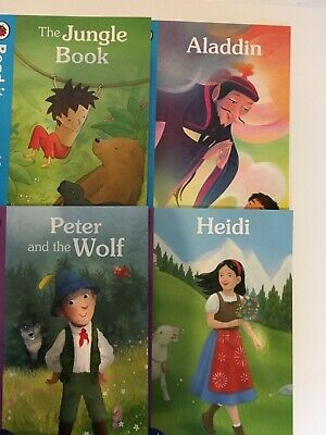 £9.99 • Buy Read It Yourself, Book Band Gold, Reading Level 9, Set Of 4 Books