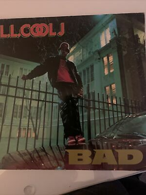 LL Cool J - Bad - Vinyl Album - Hip Hop • 5.50£