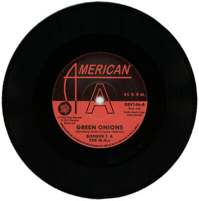 BOOKER T. & THE MG's   GREEN ONIONS    DEMO  MONSTER 60's CLUB CLASSIC    • 19.99£