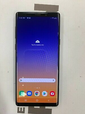 $ CDN329.95 • Buy Samsung Galaxy Note9 SM-N960U - 128GB - UNLOCKED - *SCREEN BURN IN*