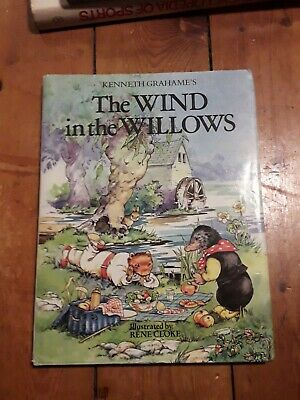 Very Good, The Wind In The Willows, Kenneth Grahame, Hardcover • 2.20£