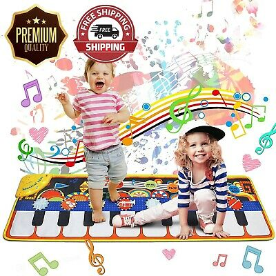 £13.99 • Buy AOLUXLM Toys For 2+ Year Old Toddlers, Piano Mat Gift For Boys Girls Age 1+, 19