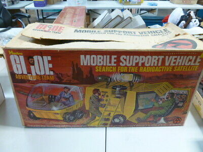 $ CDN175.07 • Buy 1972 GI Joe Adventure Team Mobile Support Vehicle With Box