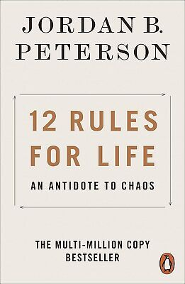 AU15.92 • Buy NEW 12 Rules For Life 2019 By Jordan B. Peterson Paperback Book | FREE SHIPPING
