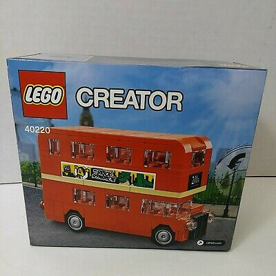 $ CDN40.18 • Buy NEW LEGO Creator Double Decker London Bus 40220