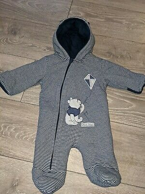 Baby Pramsuit 0-3 Months • 0.99£